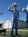 Image for Glenn Goode's Cowboy Muffler Man - Gainesville, TX