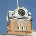 Image for (Historic) Randall County Courthouse Clock - Canyon, TX