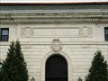 Image for Carpenter Memorial Library Frieze - Manchester, NH