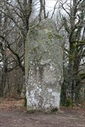 Image for Menhir de Ceinturat - Cieux, France