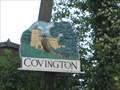 Image for Covington Village sign - Camb's