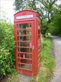 Image for Red Phone Box - Rhos Cottages - Haverfordwest, Wales.