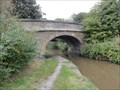 Image for Arch Bridge 79 Over The Macclesfield Canal - Astbury, UK