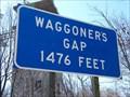 Image for Waggoner's Gap - 1464 Feet - near Carlisle PA