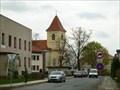Image for TB 1422-27.0 Lužec nad Vltavou, kostel