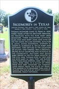Image for Skidmore's in Texas (Cenotaph) - Sylvan, TX