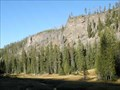 Image for Obsidian Cliff - Yellowstone N.P., Wyoming