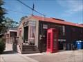 Image for Red Telephone Box - Santa Barbara, California, USA