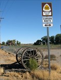 Image for Carson Route of the California Emigrant Trail, Churchill County, NV