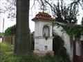 Image for Výklenková poutní kaplicka, Roztoky u Prahy, Czechia