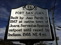 Image for Fort San Juan | N-47