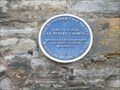 Image for Blue Plaque, Porch of St Peter's Church & Bengeworth Manor