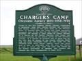 Image for Chargers Camps ~Cheyenne Agency 1891 - 1959
