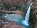 Image for Travertine Deposits of Havasu Falls - Supai, AZ