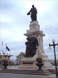 Image for Monument of Samuel de Champlain - Quebec City, PQ, Canada