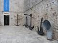 Image for Anchors - Sveti Ivan tower - Dubrovnik