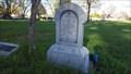 Image for Mrs. Mattie Smith - IOOF Pioneer Cemetery - Corvallis, OR