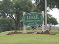Image for Odd Fellows Cemetery (IOOF Cemetery) - Denton, OK