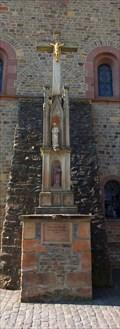 Image for Kreuz (Missionskreuz), Kirchplatz - Bad Münstereifel - NRW / Germany