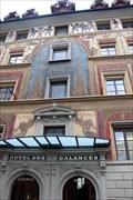 Image for Hotel des Balances - Lucerne, Switzerland