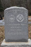 Image for Dr. H. A. Hardeman -- Lower Melrose Cemetery, Melrose TX
