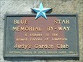 Image for Blue Star Memorial - I79 Northbound - Near Frametown, WV