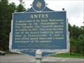 Image for Antes - Pennsylvania
