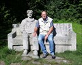 Image for Jo und der Mann auf der Bank - Sankt Englmar, BY, Germany