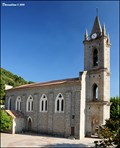 Image for L'église Sainte Marie Majeure / Church of the Assumption of Virgin Mary (Zonza, Corsica)