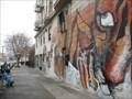 Image for Devil Graffiti - San Francisco, CA
