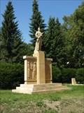 Image for Pomník obetem 1. a 2. svetové války - Pribyslav, CZ