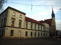 Image for Klášter servitu u kostela Zvestování Panny Marie na Trávnícku - Nové Mesto, Praha 2, CZ