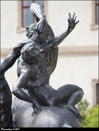 157 Dejanira & Deianira - The Heracles' Fountain in