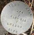 Image for T 20 S, R 12 E, 1/4 Cor 15, 16 - Oregon