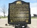 Image for Exploring Southwestern Minnesota Historical Marker – Blue Earth, MN