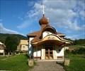 Image for Chrám Nanebovstúpenia  Isusa Christa - Ruský Potok, Slovakia