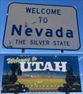 Image for Nevada/Utah on NV 233 & UT 30