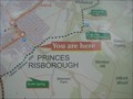 Image for You are here  - Princes Riseborough - Buck's