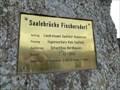 Image for Saalebrücke Fischersdorf - 2003 -Fischersdorf/ Thüringen/ Deutschland