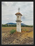 Image for Wayside Shrine (Boží muka) near Dolní Dunajovice, Czech Republic