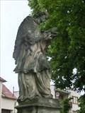 Image for St. John of Nepomuk // sv. Jan Nepomucký - Kucharovice, Czech Republic