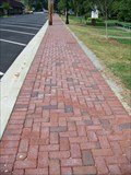 Image for Downtown Blue Ridge Bricks - Blue Ridge, GA