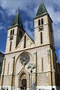 Image for Sacred Heart Cathedral - Sarajevo, Bosnia and Herzegovina