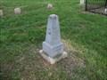 Image for Arminta J. Lockbaum - IOOF Cemetery - Crawfordsville, IN