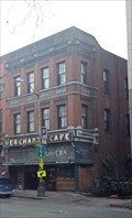 Image for Sanderson Block/ Merchant's Cafe - Pioneer Square-Skid Road District - Seattle, WA