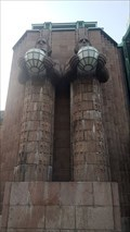 Image for The Lantern Carriers - Helsinki Central Station - Helsinki, Finland