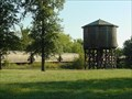 Image for Illinois Central Railroad Water Tower Rail Location - Kinmundy, Illinois
