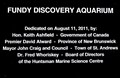 Image for Fundy Discovery Aquarium - St. Andrews, NB
