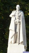 Image for Statue of King George V - Old Palace Yard, London, UK