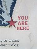Image for You are here - Chesapeake Bridge-Tunnel, Virginia Beach, Virginia